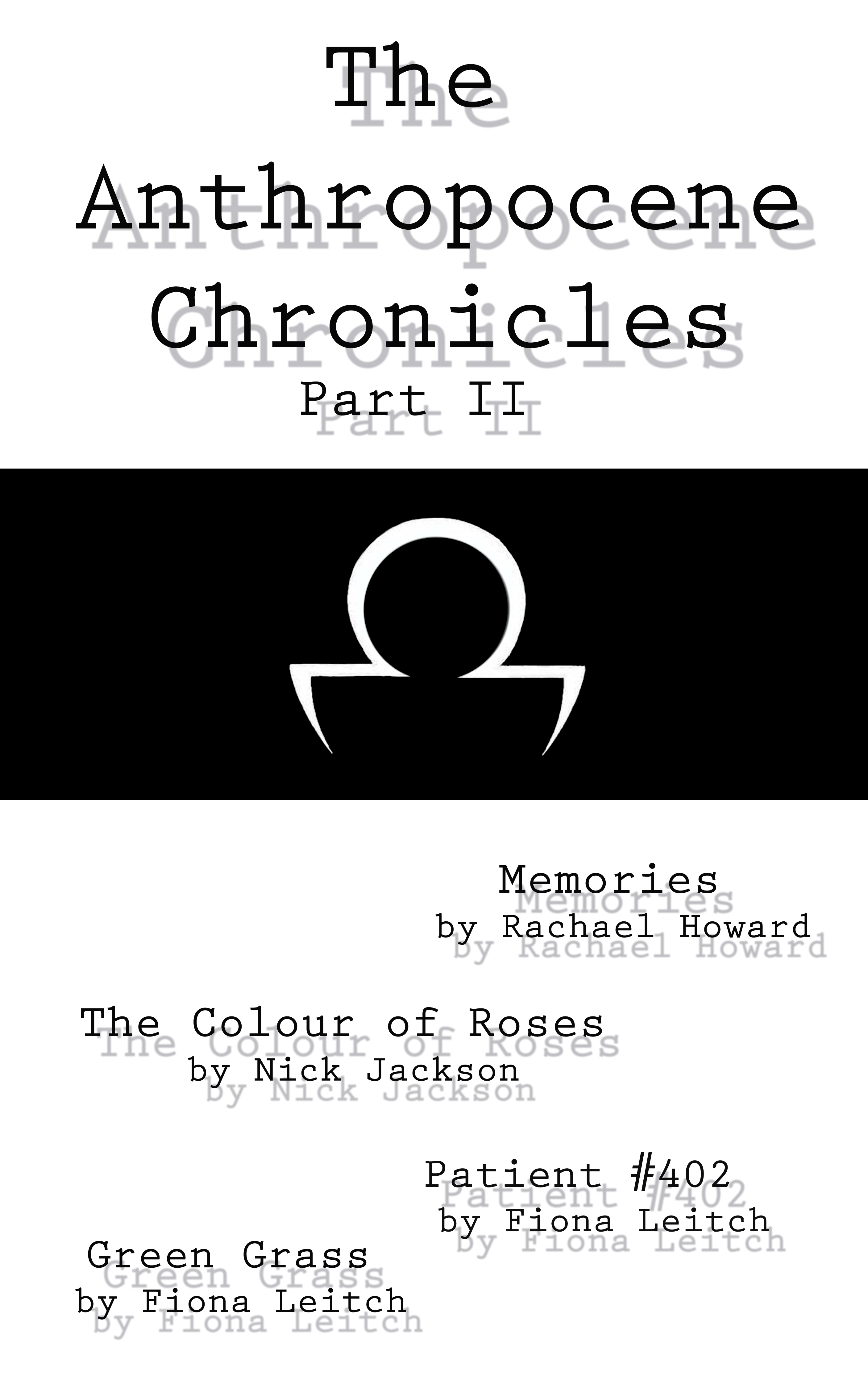 Book 2 Cover - Anthropocene Chronicles Part II